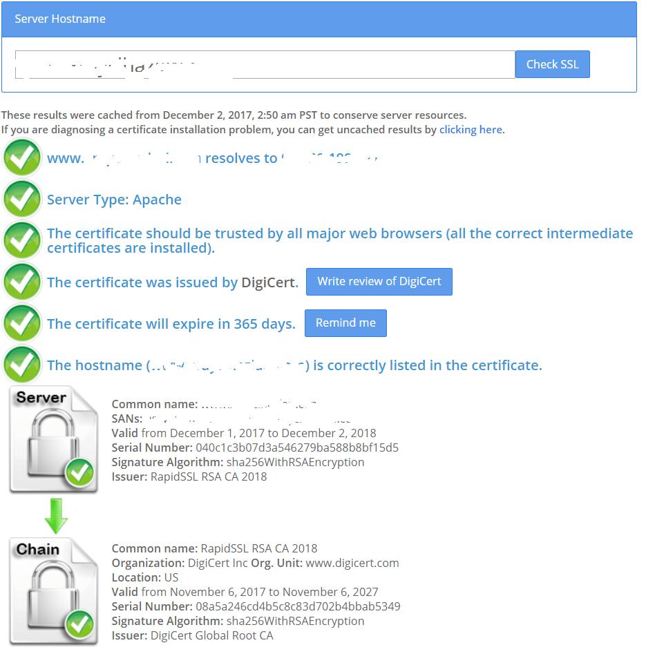 ssl sertifika